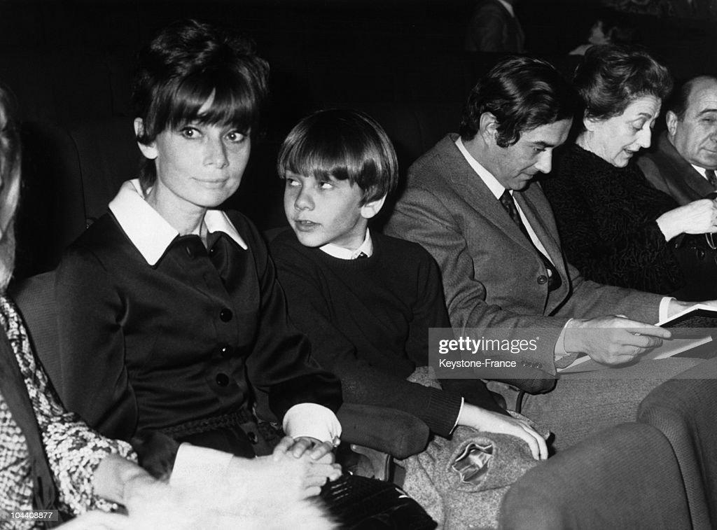 Audrey Hepburn   Getty Images