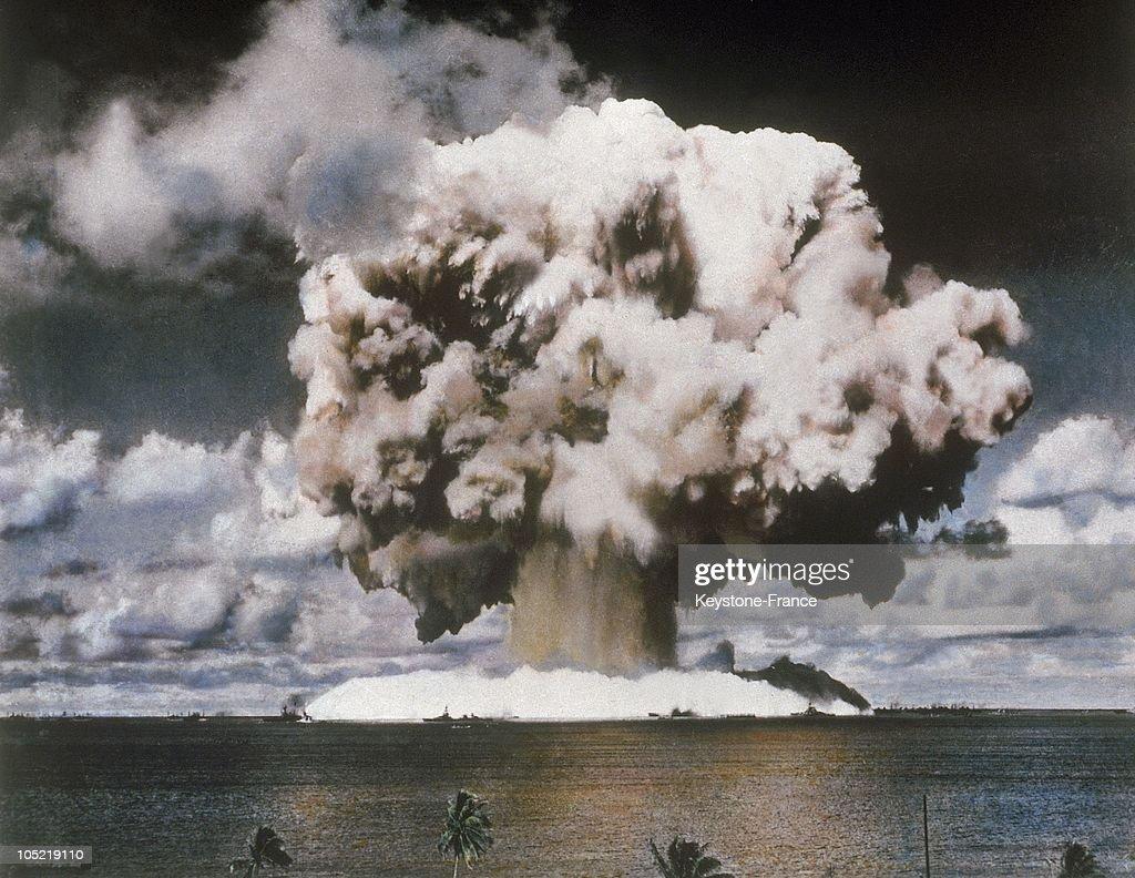 bikini atoll atomic bomb tests