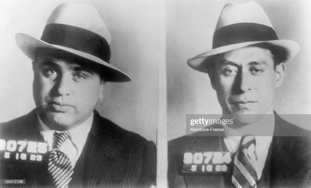 a history of al capone an american gangster Shop from the world's largest selection and best deals for al capone shop with confidence on ebay.