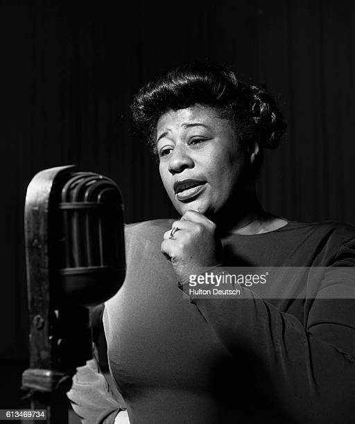 The American jazz singer Ella Fitzgerald She is well known for her interpretation of the works of George Gershwin and Duke Ellington