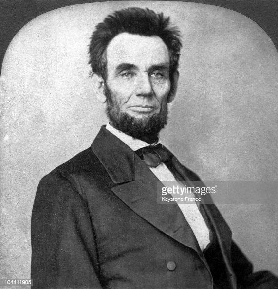 Abraham Lincoln Around 1860 Pictures Getty Images