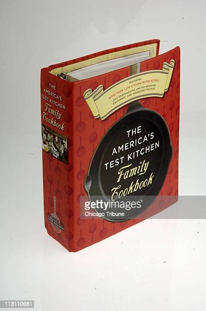 The America's Test Kitchen Family Cookbook by America's Test Kitchen $3495 aims to be a kitchen bible in the tradition of Betty Better and Joy