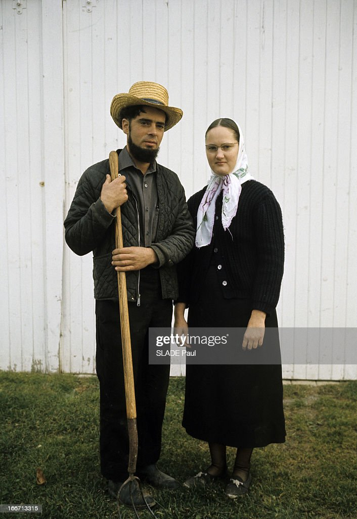 the amish Check out these 10 facts about the amish for a group that doesn't believe in watching television, the likeness of the amish -- and some amish people.
