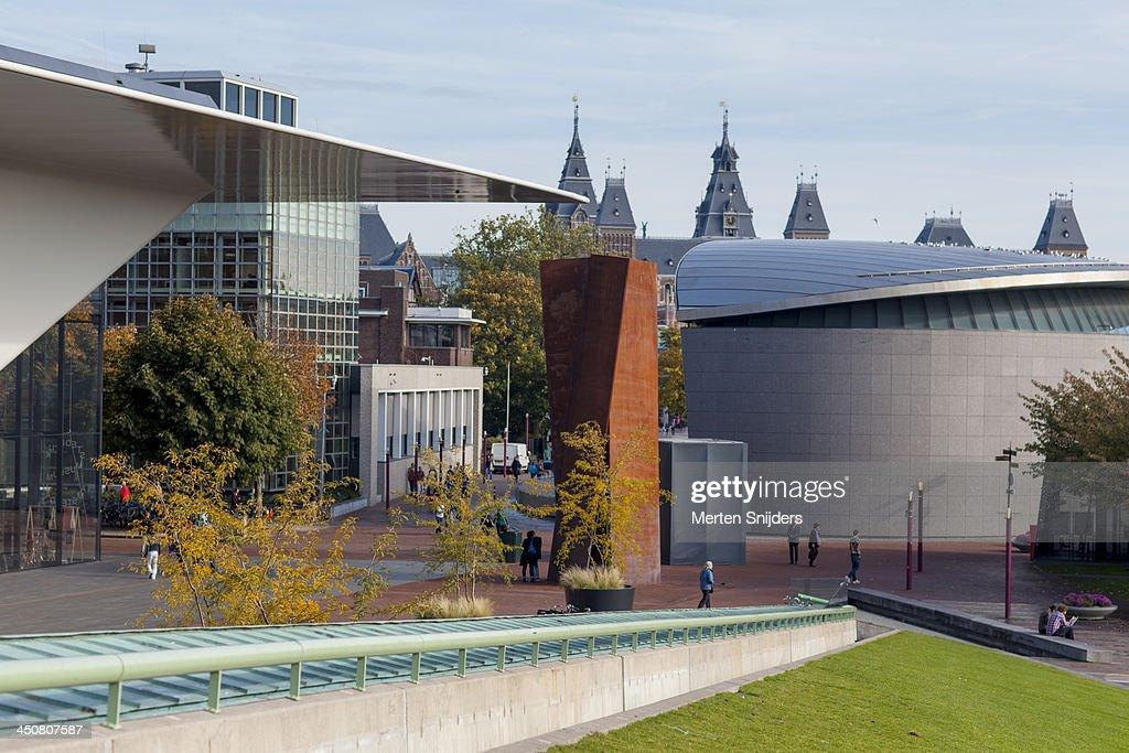 The Amsterdam Museum Quarter
