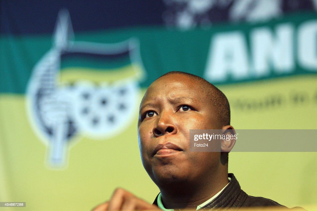 The ANC Youth League appointed their new President, <a gi-track='captionPersonalityLinkClicked' href=/galleries/search?phrase=Julius+Malema&family=editorial&specificpeople=5866727 ng-click='$event.stopPropagation()'>Julius Malema</a> during the league's 23rd National Conference on April 7, 2008 in South Africa.