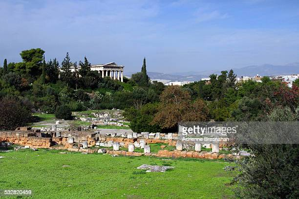 The Ancient Agora of Athens