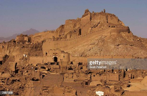 The ancient city of Bam begins to rebuild on February 15 after a devastating December 26 earthquake that officials say has left 41000 dead and...