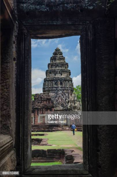 The Ancient Khmer Ruins of Phimai