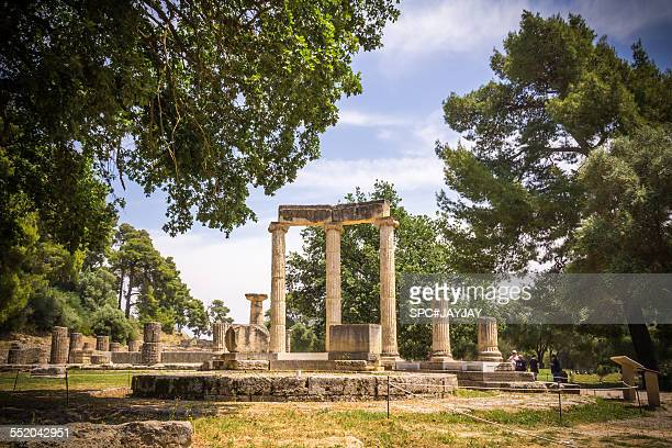 The Ancient Olympic Game of Greece