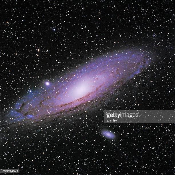 M31 The Andromeda Galaxy