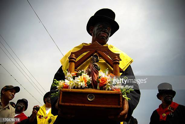 The annual San Pedro Parrada or San Pedro Parade is celebrated in the towns of Guarenas and Guatire in Miranda Venezuela on June 29 It consists in a...