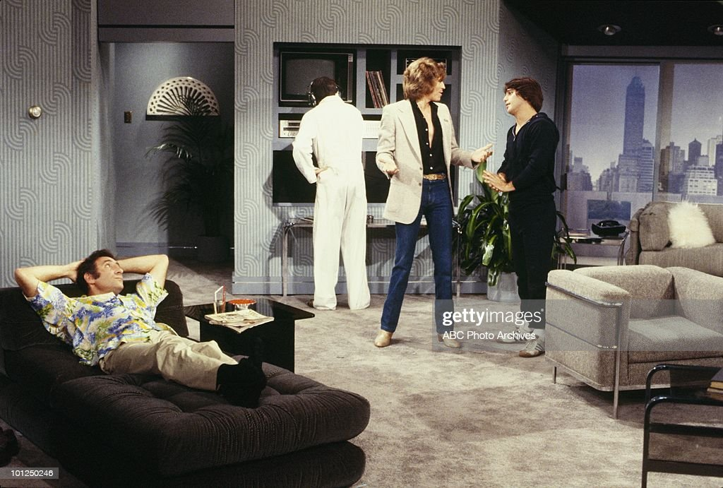 TAXI - 'The Apartment' - Airdate November 13, 1979. (Photo by ABC Photo Archives/ABC via Getty Images) JUDD