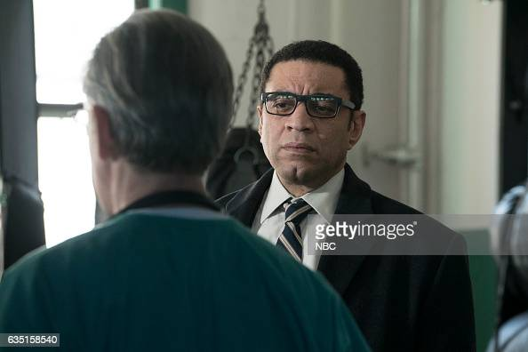 THE BLACKLIST 'The Apothecary' Episode 415 Pictured Harry Lennix as Harold Cooper