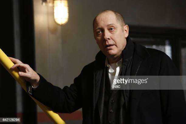 THE BLACKLIST 'The Apothecary' Episode 415 Pictured James Spader as Raymond 'Red' Reddington