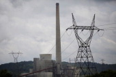 The Appalachian Electric Power coalfired Big Sandy Power Plant is seen June 3 2014 in Cattletsburg Kentucky New regulations on carbon emissions...