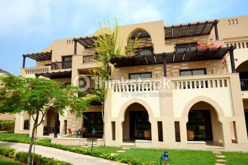 lo stile arabo ville di lusso hotel fujairah emirati arabi