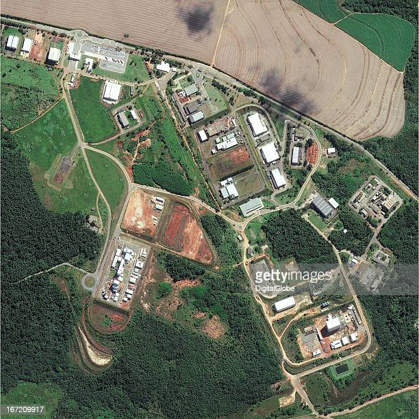 The Aramar Experimental Center is located near Ipero approximately 75 kilometers west of Sao Paulo Brazil The center is part of the Brazilian Navy's...