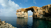 The Arch on Gozo, Malta