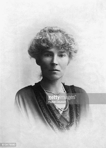 The archaeologist and explorer Gertrude Bell
