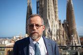 ESP: 'Sagrada Familia' Works Evolution Press Conference
