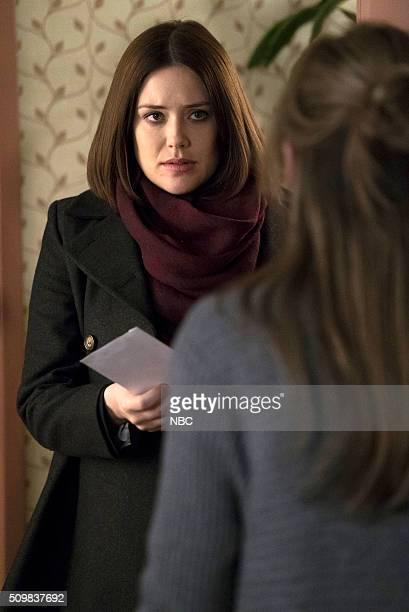 THE BLACKLIST 'The Archivist' Episode 316 Pictured Megan Boone as Liz Keen