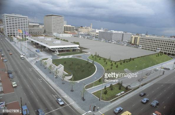 The arena site of 1984 Democratic National Convention