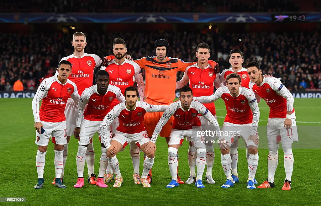 arsenal london champions league