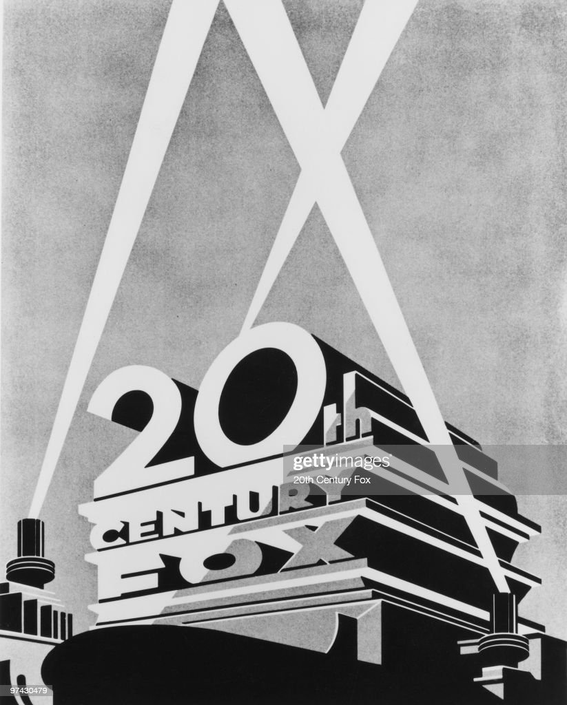 The art deco logo of the 20th Century Fox film studios circa 1955 The logo was originally designed by Emil Kosa Jr and later modified by Rocky Longo