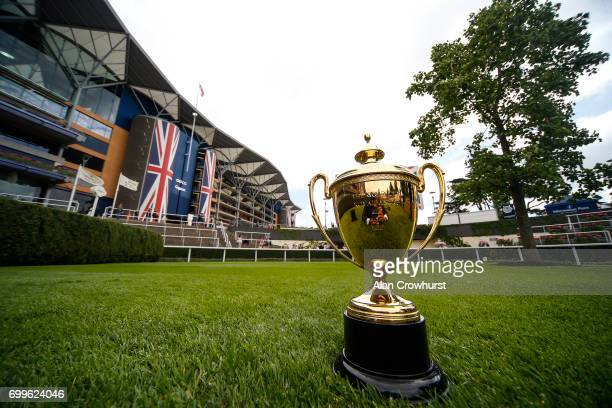 The Ascot Gold Cup on day 3 'Ladies Day' of Royal Ascot at Ascot Racecourse on June 22 2017 in Ascot England