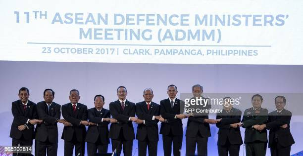 The Association of Southeast Asian Nations Defence Ministers Bruneis's Minister of Energy and Industry Haji Mohammad Yasmin bin Haji Umar Cambodia's...