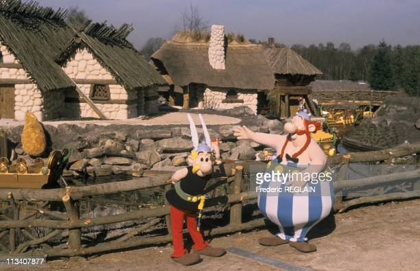 The Asterix Park On March 28thIn France
