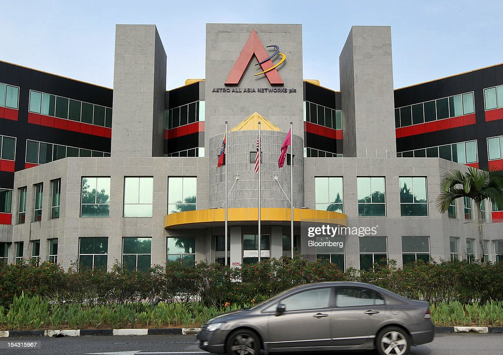 The Astro Malaysia Holdings Bhd. headquarters stands in Kuala Lumpur, Malaysia, on Thursday, Oct. 18, 2012. Astro Malaysia, the country's largest pay-TV broadcaster that raised 4.6 billion ringgit ($1.5 billion) in an initial public offering, is scheduled to begin trading at 9am tomorrow. Photographer: Goh Seng Chong/Bloomberg via Getty Images
