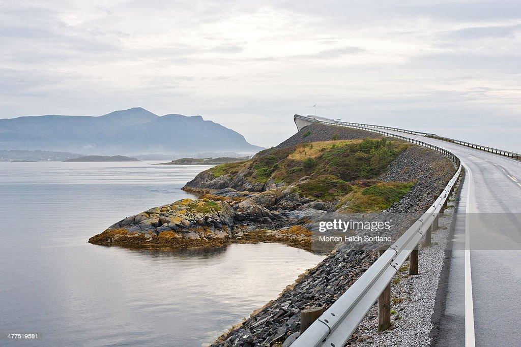 The Atlantic Ocean Road