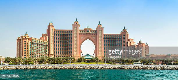 The Atlantis Resort luxury hotel , Dubai, UAE