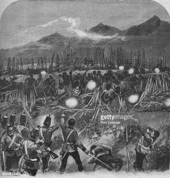 The Attack' 1902 The Tauranga Campaign was an armed conflict in New Zealand's Bay of Plenty in early 1864 and was part of the New Zealand wars that...
