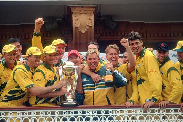 ICC Cricket World Cup Final - Australia v Pakistan : News Photo