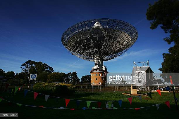 The Australian Commonwealth Scientific and Industrial Research Organisation's Australia Telescope National Facility Parkes Observatory radio...