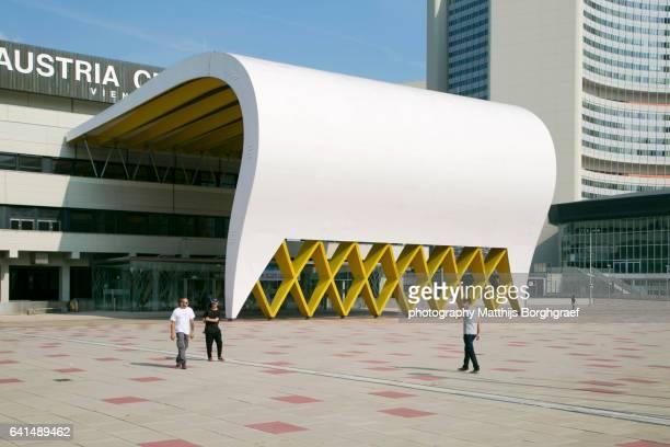 The Austria Center Vienna