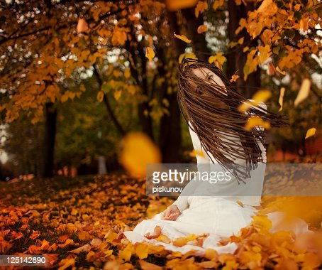 The Autumn tales : Stock Photo