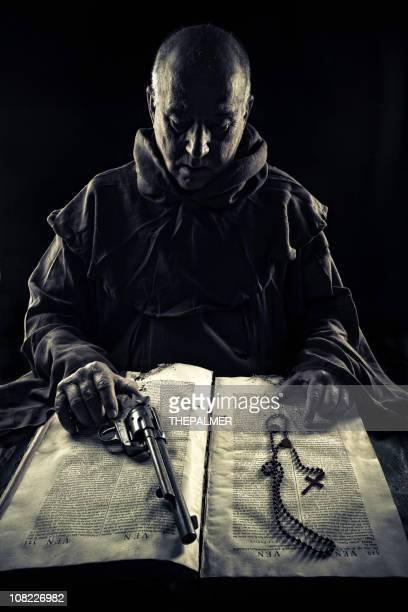 the avenger monk