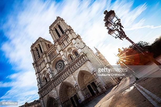 The awakening of Notre Dame