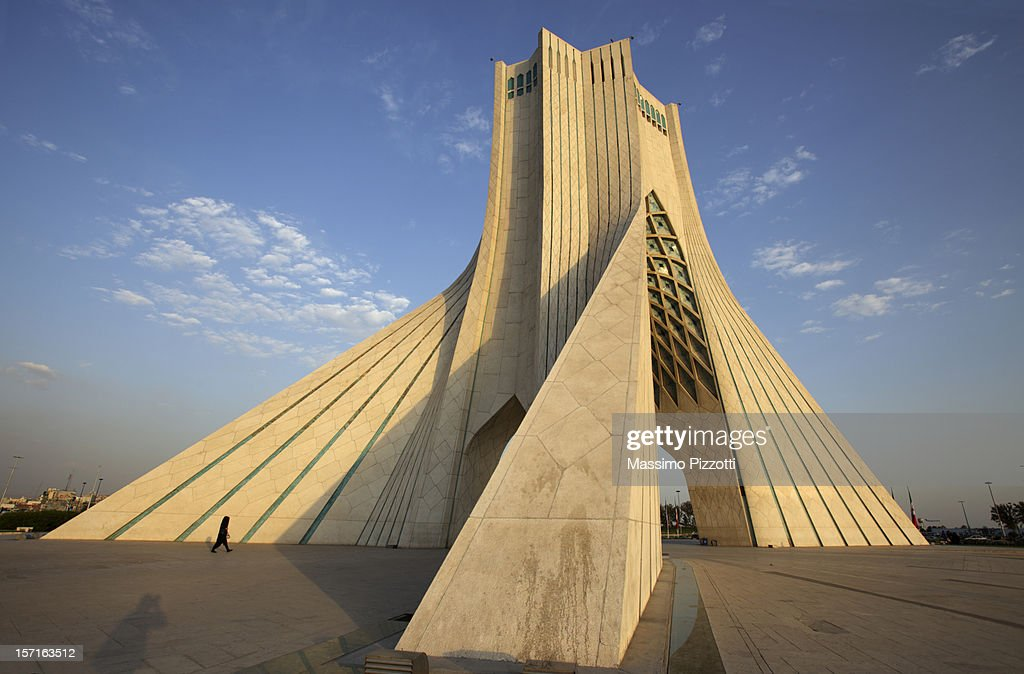 The Azadi Tower or King Memorial Tower