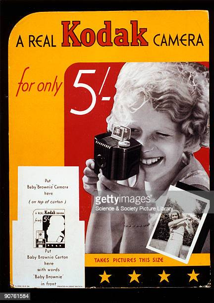 The 'Baby Brownie' was made from 1934 George Eastman marketed the original Brownie to be an inexpensive camera for the mass market when first...