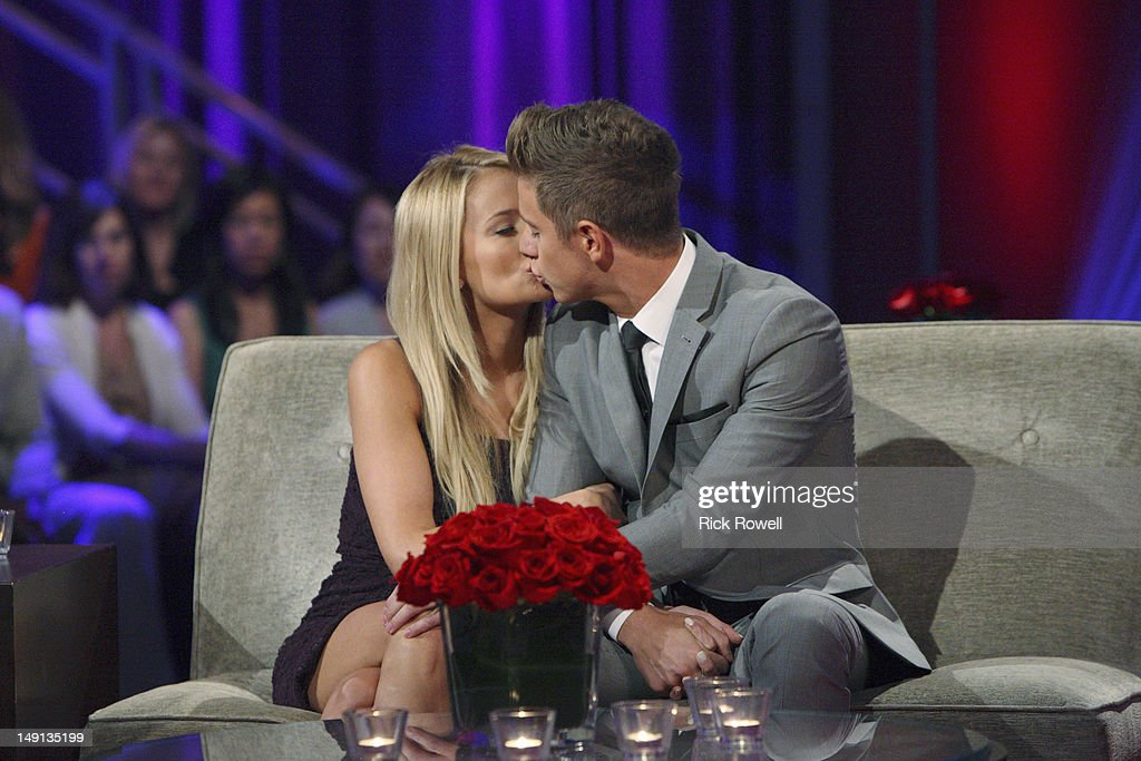 THE BACHELORETTE - 'The Bachelorette: After the Final Rose' - Emotions ran high as Emily sat down with Chris Harrison, live, to talk about her final two bachelors. She took viewers back to those final days in exotic Curaçao when she was conflicted about being in love with two men. Emily discussed her relationships with Arie and Jef and the heart-wrenching decision that changed all of their lives forever. Both men returned to share the bombshell outcome of the series. It was the emotional ending to Emily's heartfelt journey to find true love, live, on 'The Bachelorette: After the Final Rose,' SUNDAY, JULY 22 (10:01-11:00 p.m., ET). HOLM