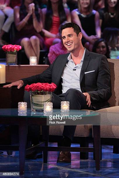 THE BACHELORETTE 'The Bachelorette The Men Tell All' It's an exciting unpredictable reunion viewers won't want to miss as the most memorable...