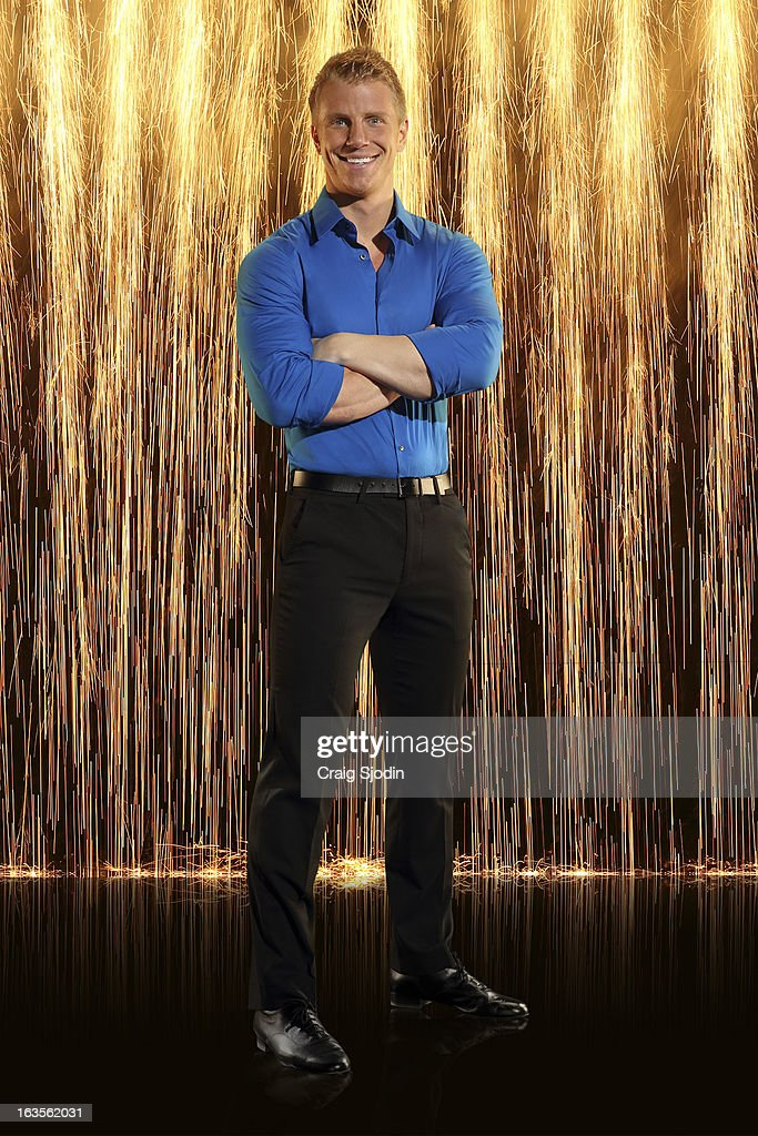 LOWE - The Bachelor's Sean Lowe partners with Peta Murgatroyd. The two-hour season premiere of 'Dancing with the Stars' airs MONDAY, MARCH 18 (8:00-10:01 p.m., ET) on the ABC Television Network. Photos by Craig Sjodin / ABC Via Getty Images