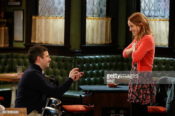 UNDATEABLE 'The Backstreet Boys Walk Into a Bar' Episode 312/313A Pictured Brent Morin as Justin Bridgit Mendler as Candace