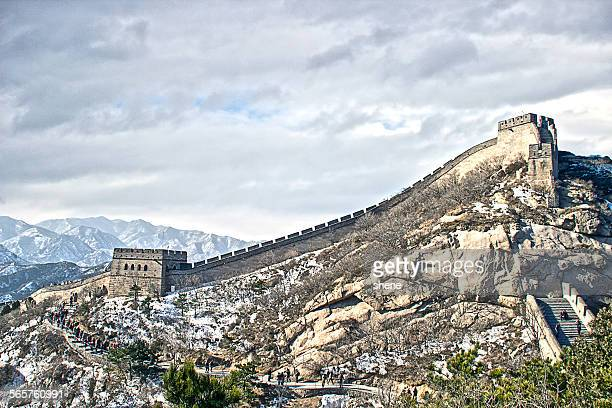 The Badaling Great Wall of China