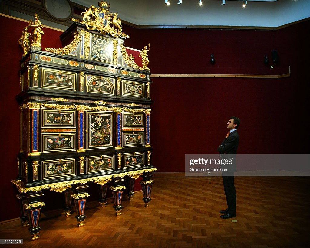 Badminton Cabinet - Foto Getty Images