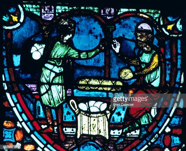The Bakers stained glass Chartres Cathedral France 11941260